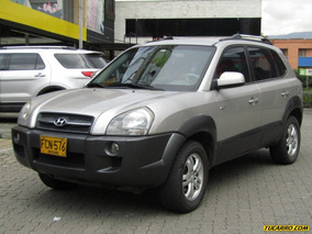 Hyundai Tucson Gl At 2700cc