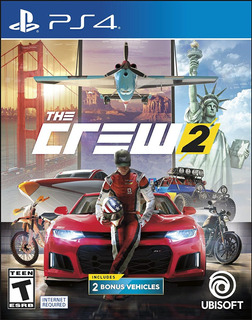 The Crew 2 Ps4 Disponible