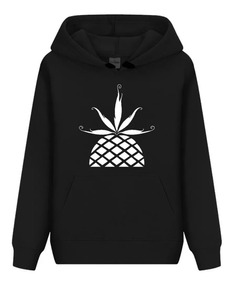Pineapple Poesia Acústica Blusa Moletom Pnpl Oferta Casaco