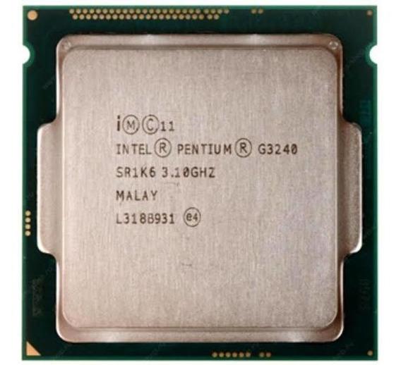 Processador Pentium G3240 3.10 Ghz 1150