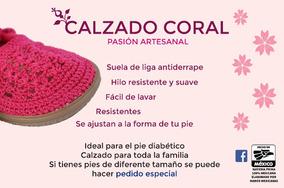 Calzado Coral Pasion Artesanal