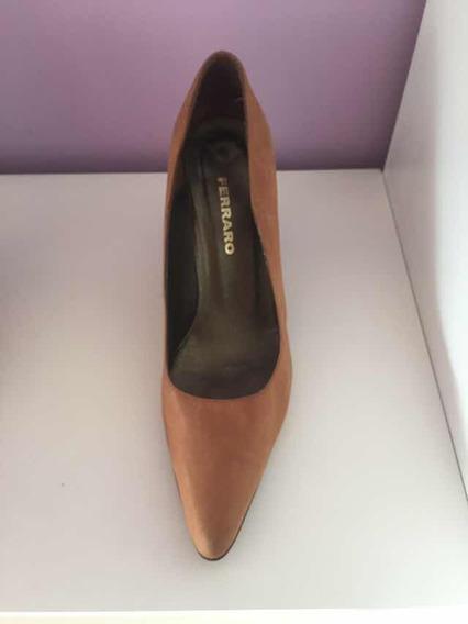 Zapatos De Mujer Ferraro