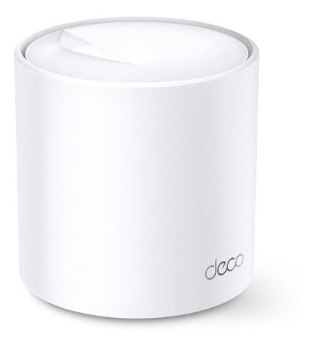 Imagen 1 de 6 de Router Tp Link Deco X20 Mesh Wifi 6 Gigabit Pack X2