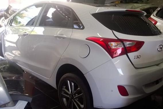 (7) Sucata Novo Hyundai I30 1.6 2016 Retirada De Peças
