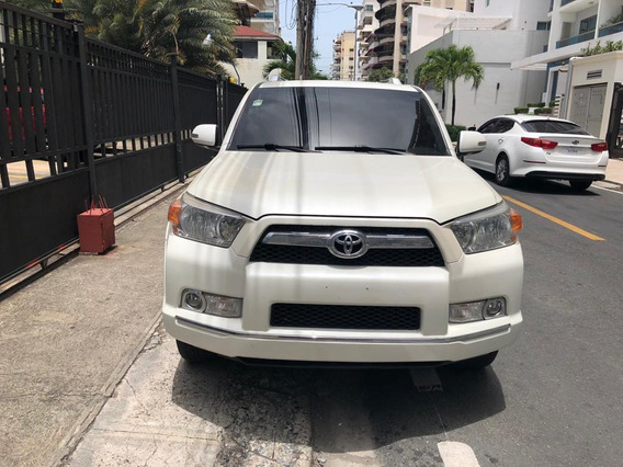 Toyota 4runner Limited 2012, Precio Rebajado