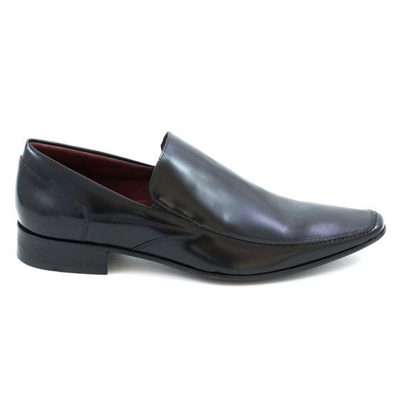 Sapato Social Nápoles Black