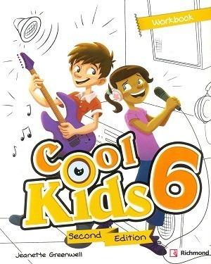Cool Kids 6 Second Edition Noentregaspersonal