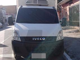 Iveco Daily 35s14 2014 Baú Refrigerado -18°