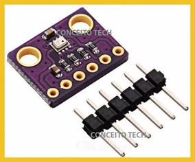 Sensor Bmp280 Pressão E Temperatura Barômetro Uno Arduino