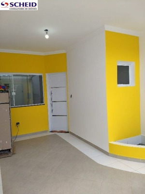 Sala 2 Ambientes , Dispensa Cozinha Lavanderia Lavabo 3 Dts Sendo 1 St Com Varanda - Mr56000