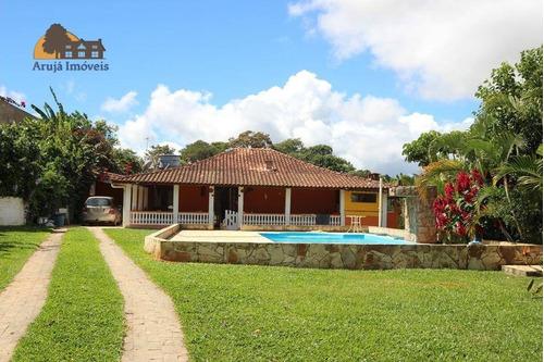 Chácara Com 1 Dormitório À Venda, 3000 M² Por R$ 260.000,00 - Verava - Ibiúna/sp - Ch0005