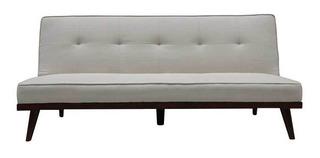 Sillon Sofa Cama Tapizado Tela 180 Cms.