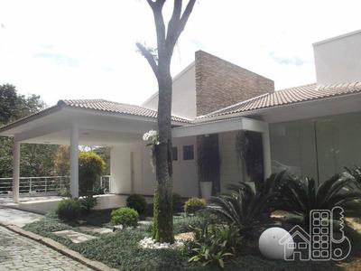 Casa Com 4 Dormitórios À Venda, 701 M² Por R$ 3.200.000 - Maceió - Niterói/rj - Ca0165