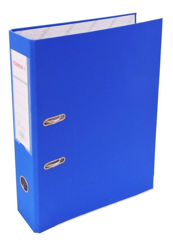 Bibliorato Oficio Ancho Azul Teoria+