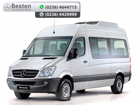 Sprinter 415 Combi 3665 Tn Financiado Mercedez Benz
