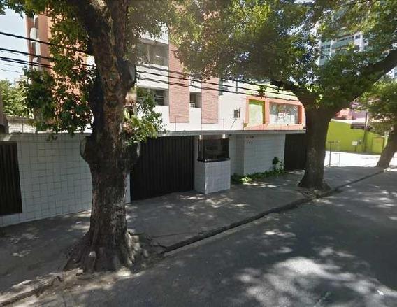 Apartamento Em Espinheiro, Recife/pe De 138m² 4 Quartos À Venda Por R$ 360.000,00 - Ap318775