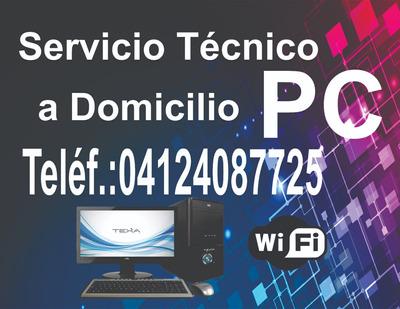Servicio Técnico En Computación A Domicilio Edo Carabobo