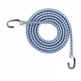 Elástico Extensor Bagageiro Corda 1,0m G/ferro Mesclado 10un