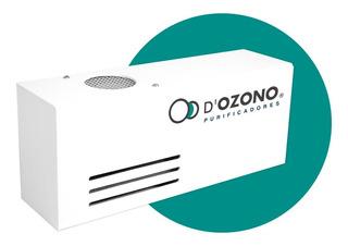 Plus Ozono Generador Higieniza Olores Alergias Polvo