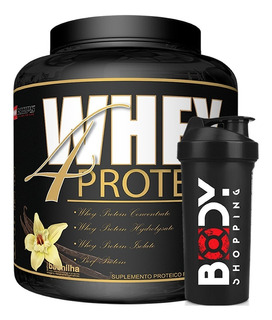 Whey 4 Protein 1,8kg / Whey 4w + Shaker - Pro Corps