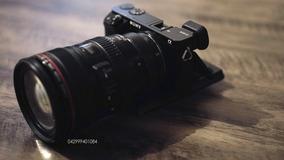 Camara Sony A6000 E Lente Ef 24-105mm F/4l Is Ii Usm