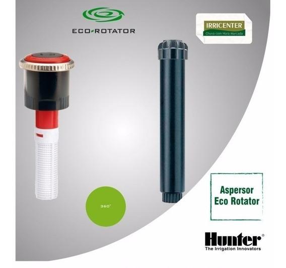 Aspersor Hunter Irrigação Eco Rotator 4 C/ Mp 2000 360