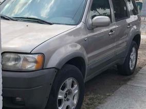 Ford Escape 3.0 Xlt Piel At 2001