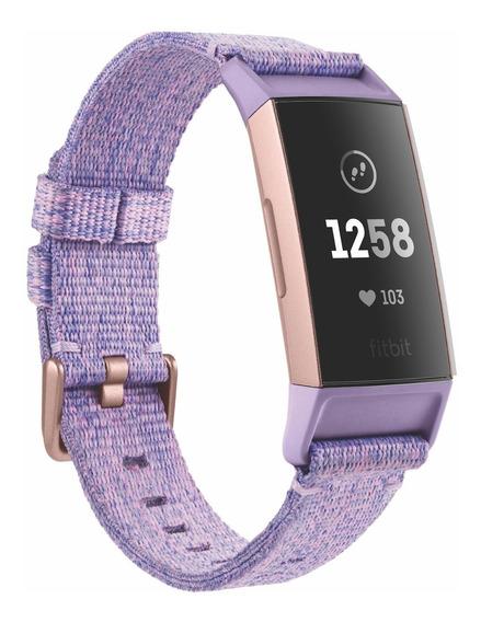 Reloj Deportivo Fitbit Charge 3 Edición Especial Nfc