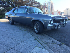 Chevrolet Chevy Coupe Serie 2 1973