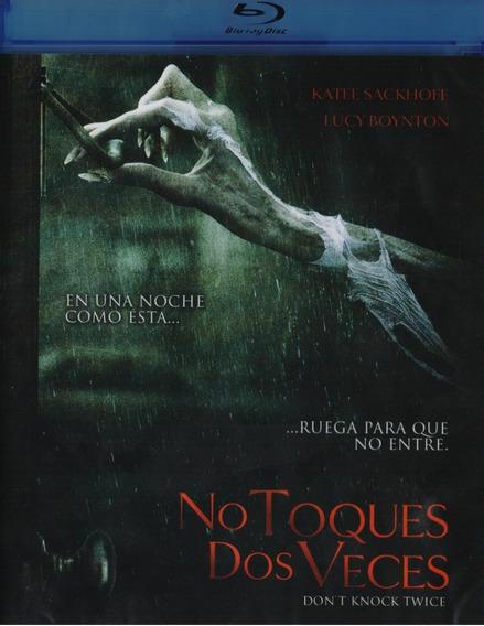 No Toques Dos Veces Dont Knock Twice Pelicula Blu-ray