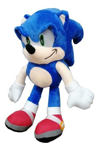 Sonic Peluche Exclusivo 35cm