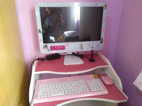 Computador Cce Disney Princesas