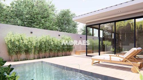 Casa Com 4 Suítes À Venda, 240 M² Por R$ 1.630.000 - Cyrela Estoril - Bauru/sp - Ca2056