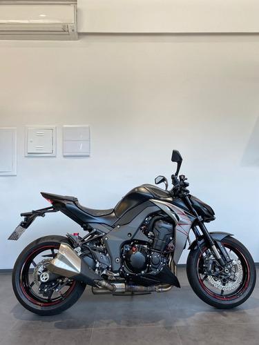 Imagem 1 de 13 de Kawasaki Z1000 Abs 2021 Preta