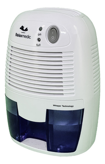 Desumidificador Blue Air 500 Ml Relaxmedic - Bivolt