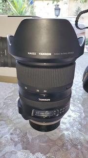Lente Tamron Sp 24-70 Mm F/2.8 Di Vc Usd G2 Para Nikon