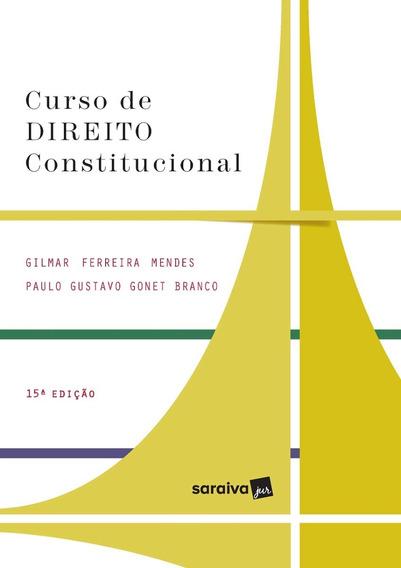 Curso De Direito Constitucional -2020 - Gilmar Mendes
