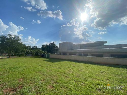 Imagem 1 de 6 de Terreno À Venda, 1143 M² Por R$ 2.520.000 - Condomínio Ipê Branco - Ribeirão Preto/sp - Te1582