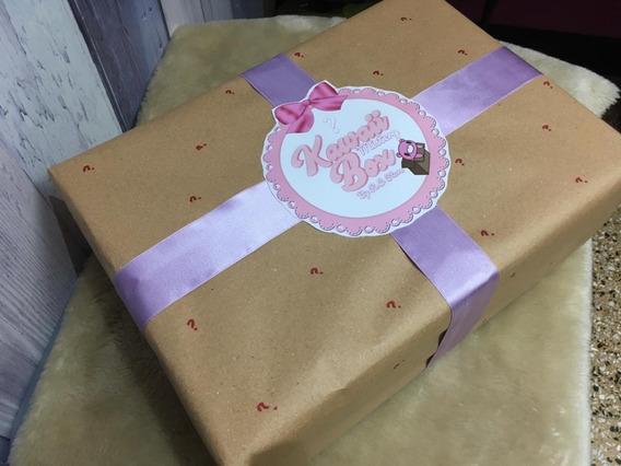 Caja Temática De Regalos Sorpresa Super Kawaii Box