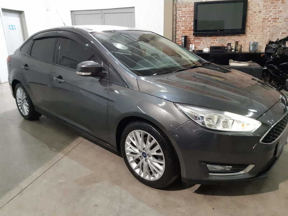 Ford Focus 2.0 Se 16v Flex 4p Powershift 2017
