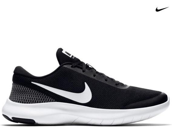 Zapatillas Running Nike Flex Experience Rn7 Black/white