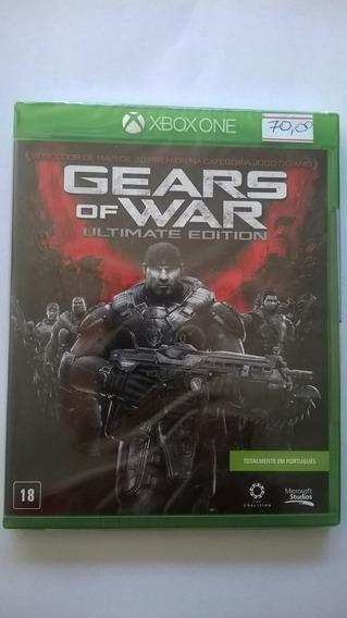 Gears Of War Ultimate Edition Xbox One Totalmente Português