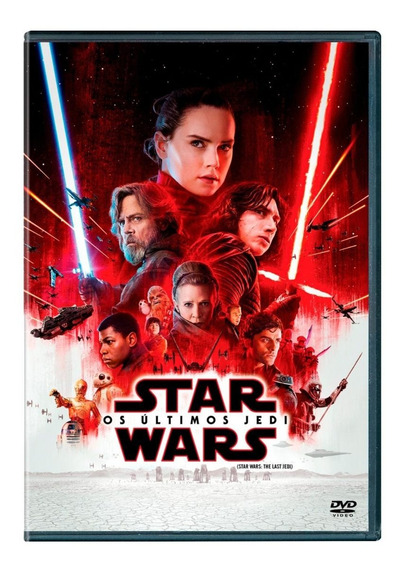 Star Wars - Episódio Viii - Os Últimos Jedi - Dvd
