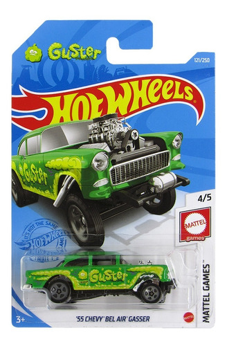 Carrinho Hot Wheels À Escolha - Edição Mattel Games - Mattel