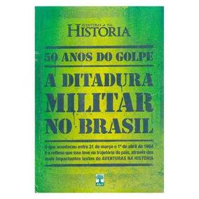 Livro - 50 Anos Do Golpe - A Ditadura Militar No Brasil.
