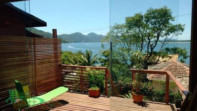 Casa Com 4 Dormitórios À Venda, 200 M² Lagoa Da Conceição - Florianópolis/sc - Ca1450