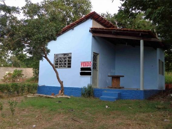 Casa Com 2 Quartos Às Margens Do Rio Cuiabá - 00890