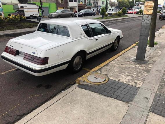 Ford Cougar Maximo Lujo!!