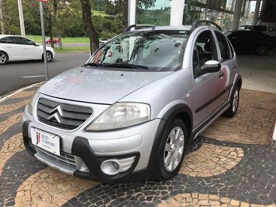 Citroën C3 1.6 I Xtr 16v Flex 4p Manual