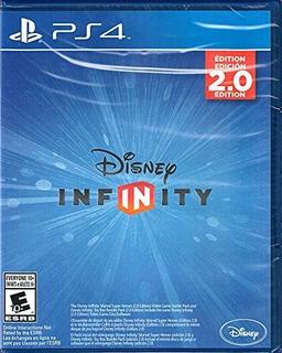 Solo Disco De Juego Independiente Disney Infinity 2.0 (ps4)
